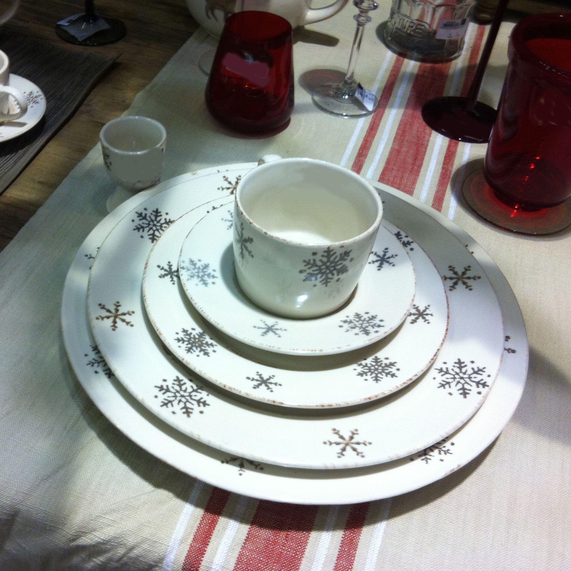 Alpage - assiette plate alpage 27,5 cm ( par6)