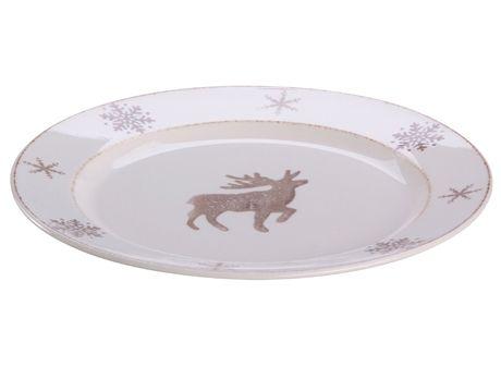 Alpage - Assiette à dessert 20,2 cm (Par 6)