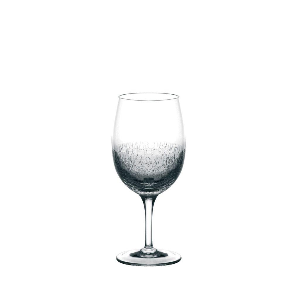Addict - Verre à eau soufflé bouche ( par 6)