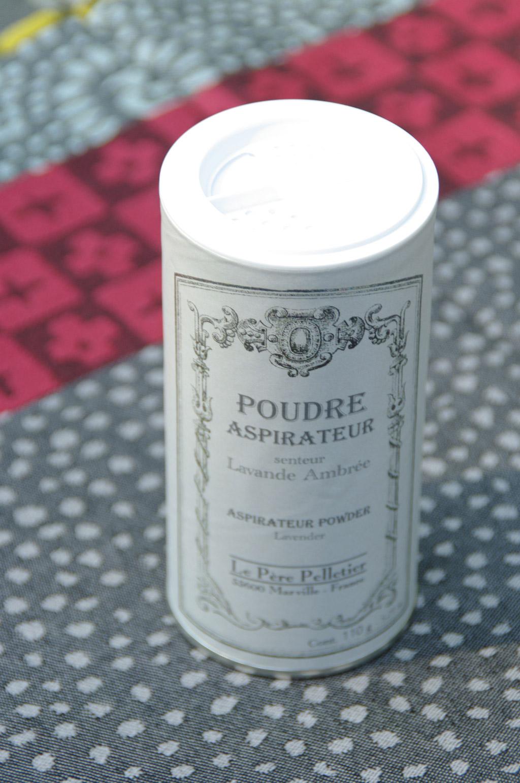 Autrefois - Poudre aspirateur jasmin pour 10€