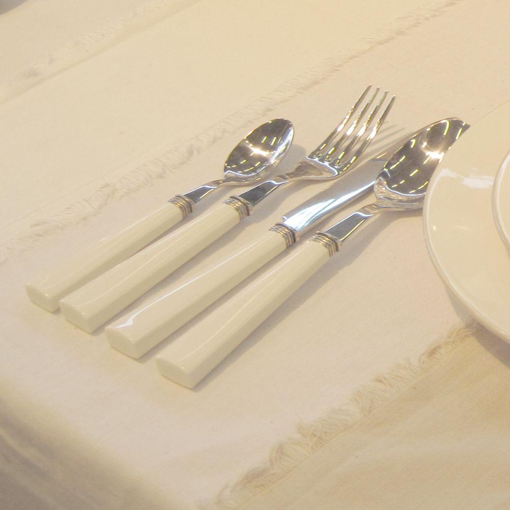 Couverts c t table - Couvert de table inox ...