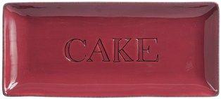 Cake - Plat de présentation cake framboise pour 20€