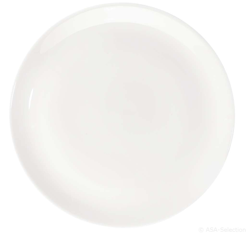 Atable -assiette plate  porcelaine fine bone china (par2)