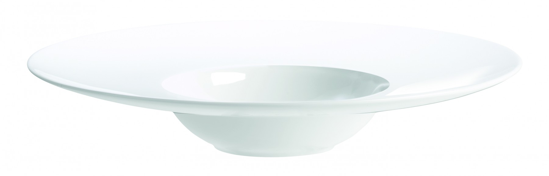A table - Assiette gourmet porcelaine fine bone china (par2)
