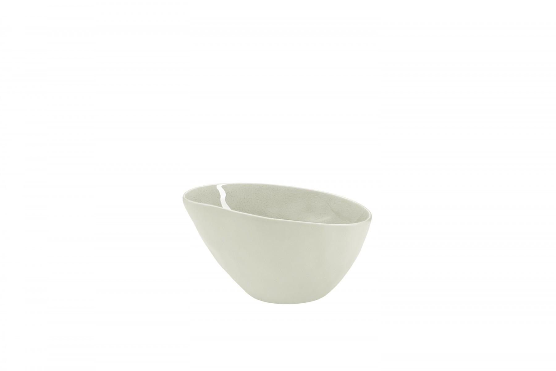 A  la maison  - bol champagne en ceramique Bi matiere mat et brillant (par 6)