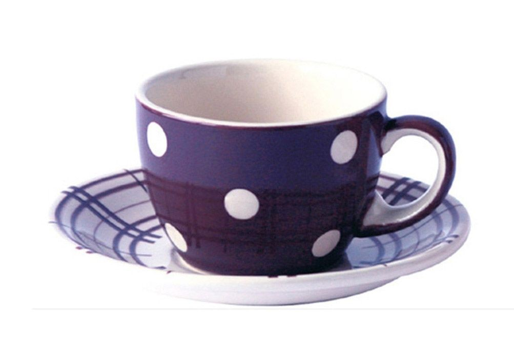 Kitchen  -  Tasse  pois  prune  17cl  (par6)