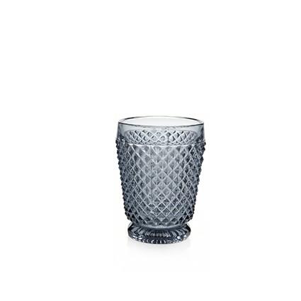 Diamond - Verre à eau gris ( par 2)
