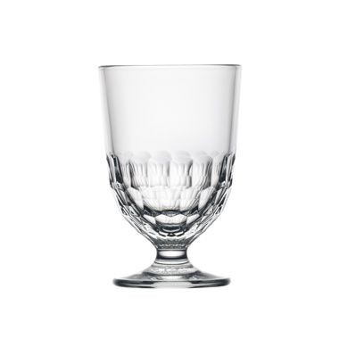 Artois verre pied bas grand mod le par6 - Grand verre a pied centre de table ...