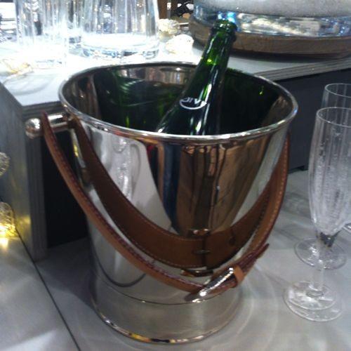 Champagne Seau à champagne  ht24 cm
