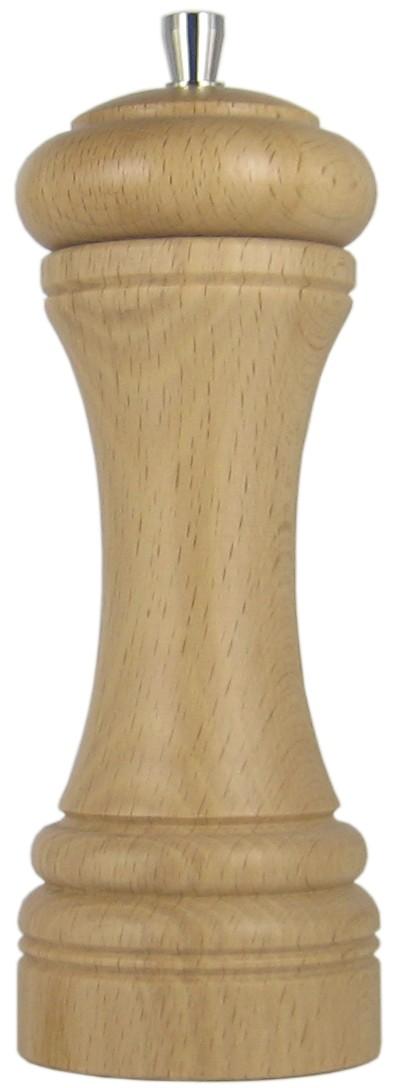 Bistro - Moulin à poivre hetre  18cm