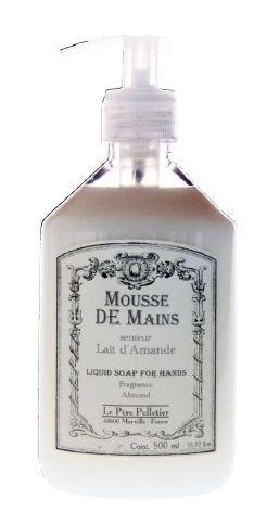 Autrefois - Mousse de main lavande ambrée