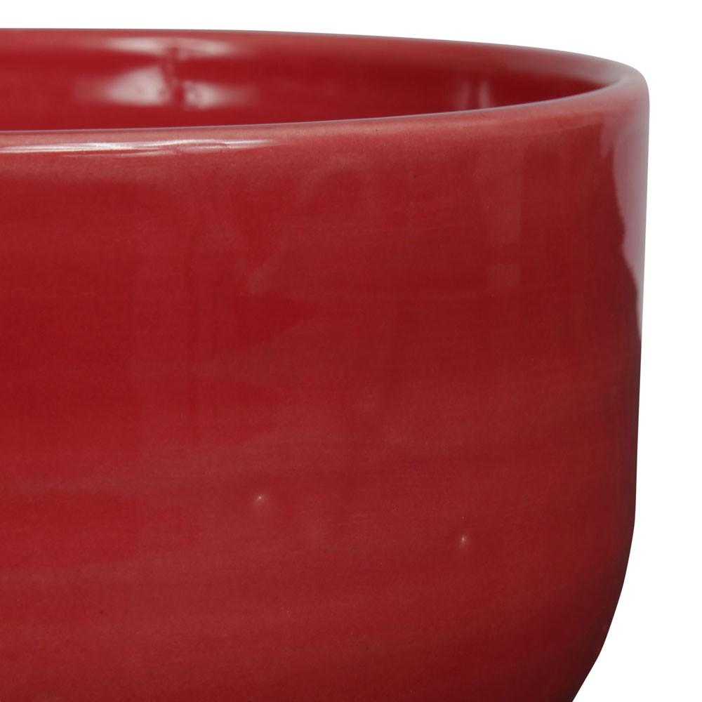 Mediterranée - Vide poche rouge petit modele