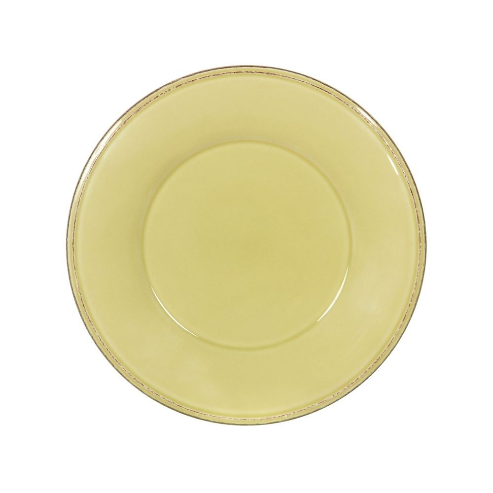 Constance - Assiette  à  dessert soja (par6)