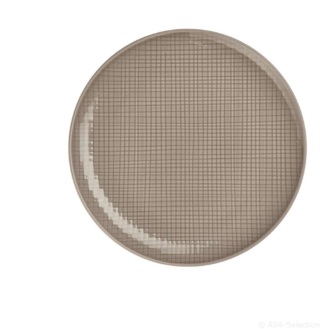 Voyage - Assiette plate Tonca porcelaine (par2)