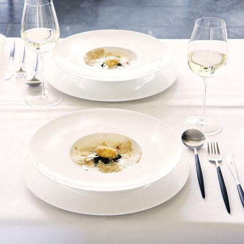 Atable  -  saladier  porcelaine  fine  bone  china  15,7cm
