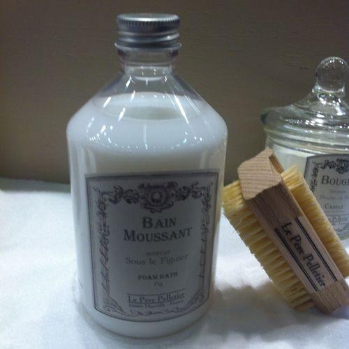 Classique bain moussant lavande ambr e 500ml for Bain moussant maison