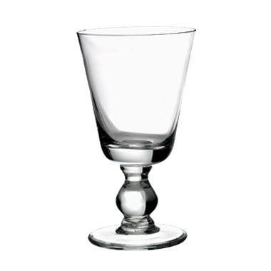 Bocage - verre à eau en cristallin soufflé bouche (par6)