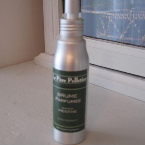 Tout Couleurs -Brume parfumée  parfum menthe