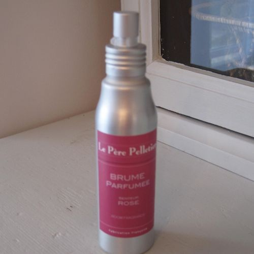 Tout Couleurs -Brume parfumée  parfum rose