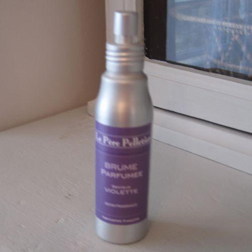 Tout Couleurs -Brume parfumée  parfum violette