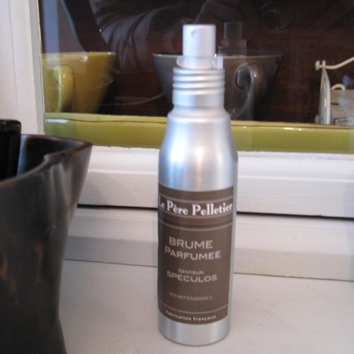 Tout Couleurs - Brume parfumée 125ml parfum speculos