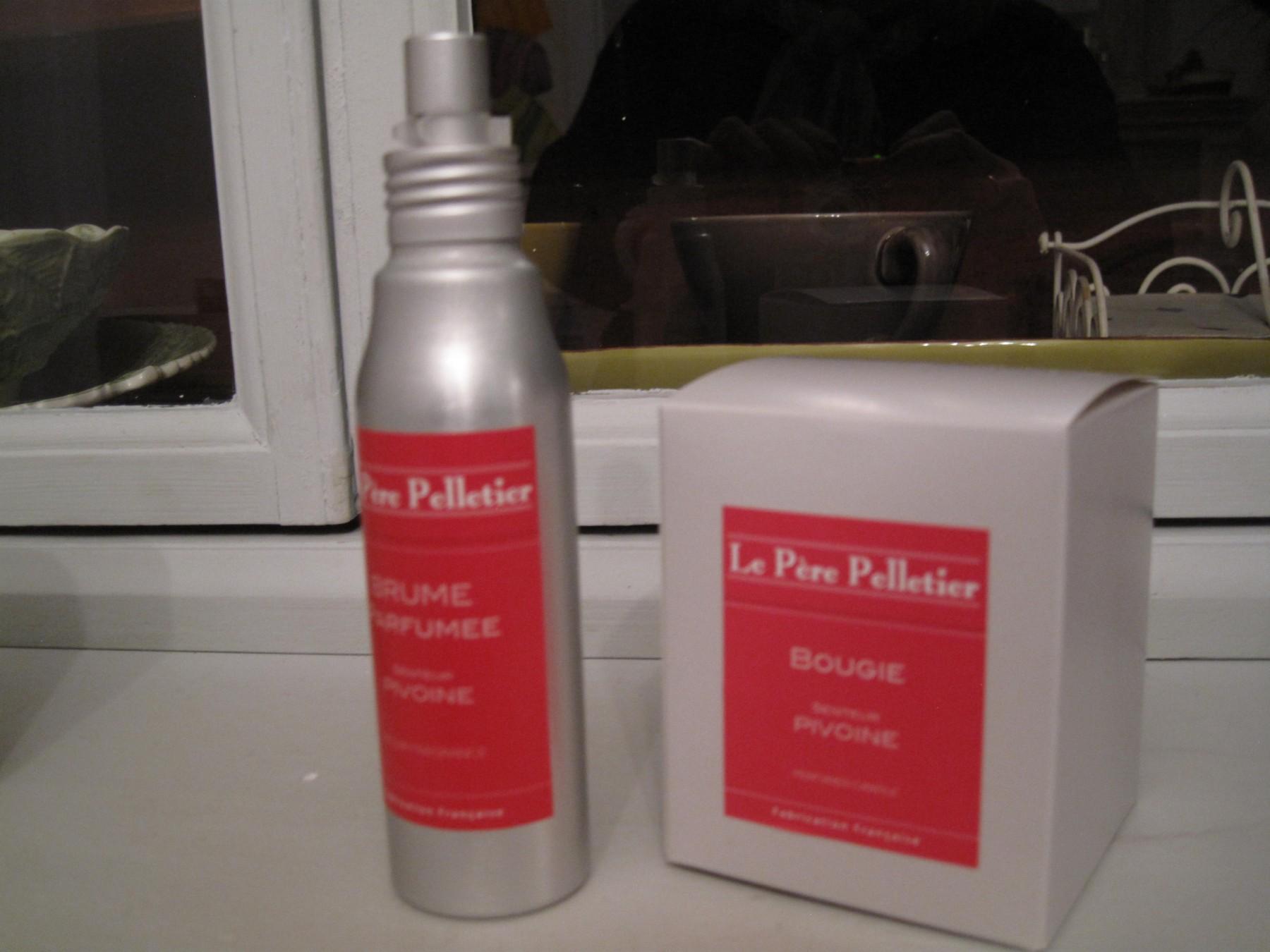 Tout Couleurs - Brume parfumée 125ml parfum heliotrope