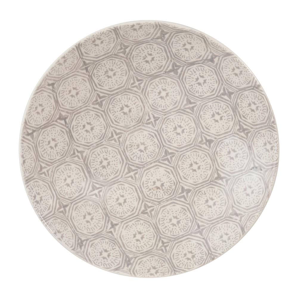 Tatouage - Vide poche gris