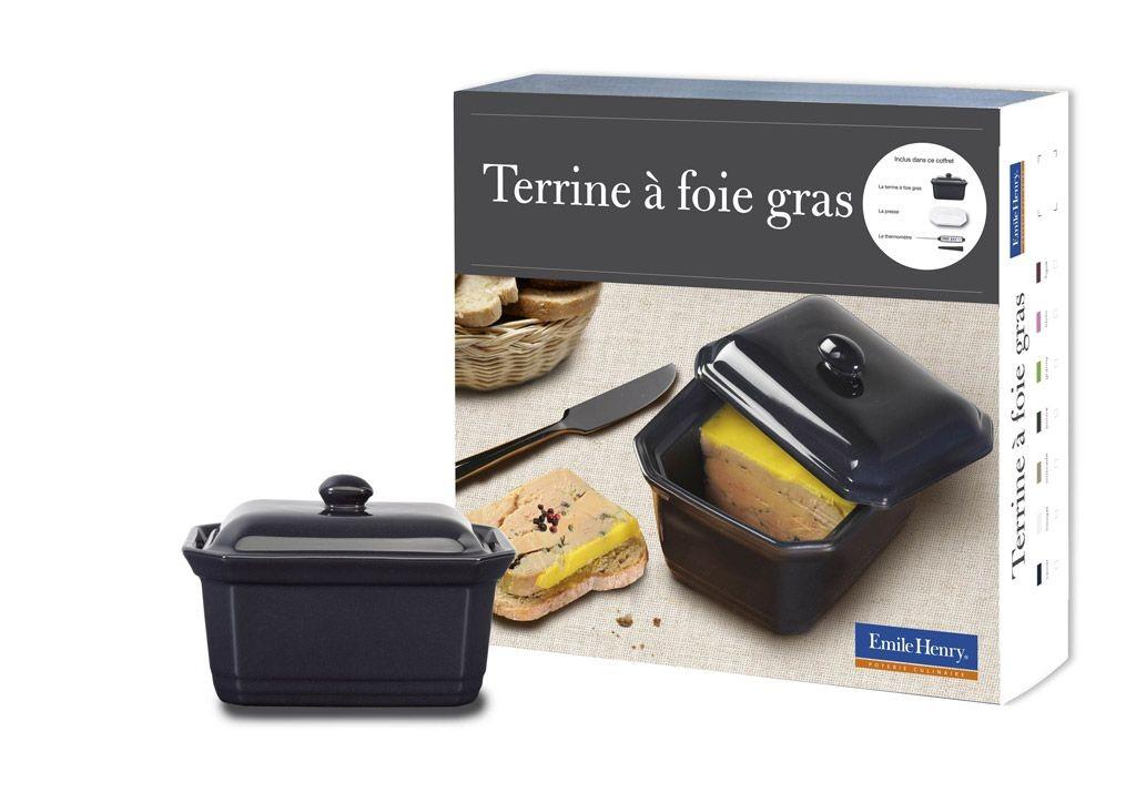 Urban  colors  -  Coffret  terrine  à  foie  gras