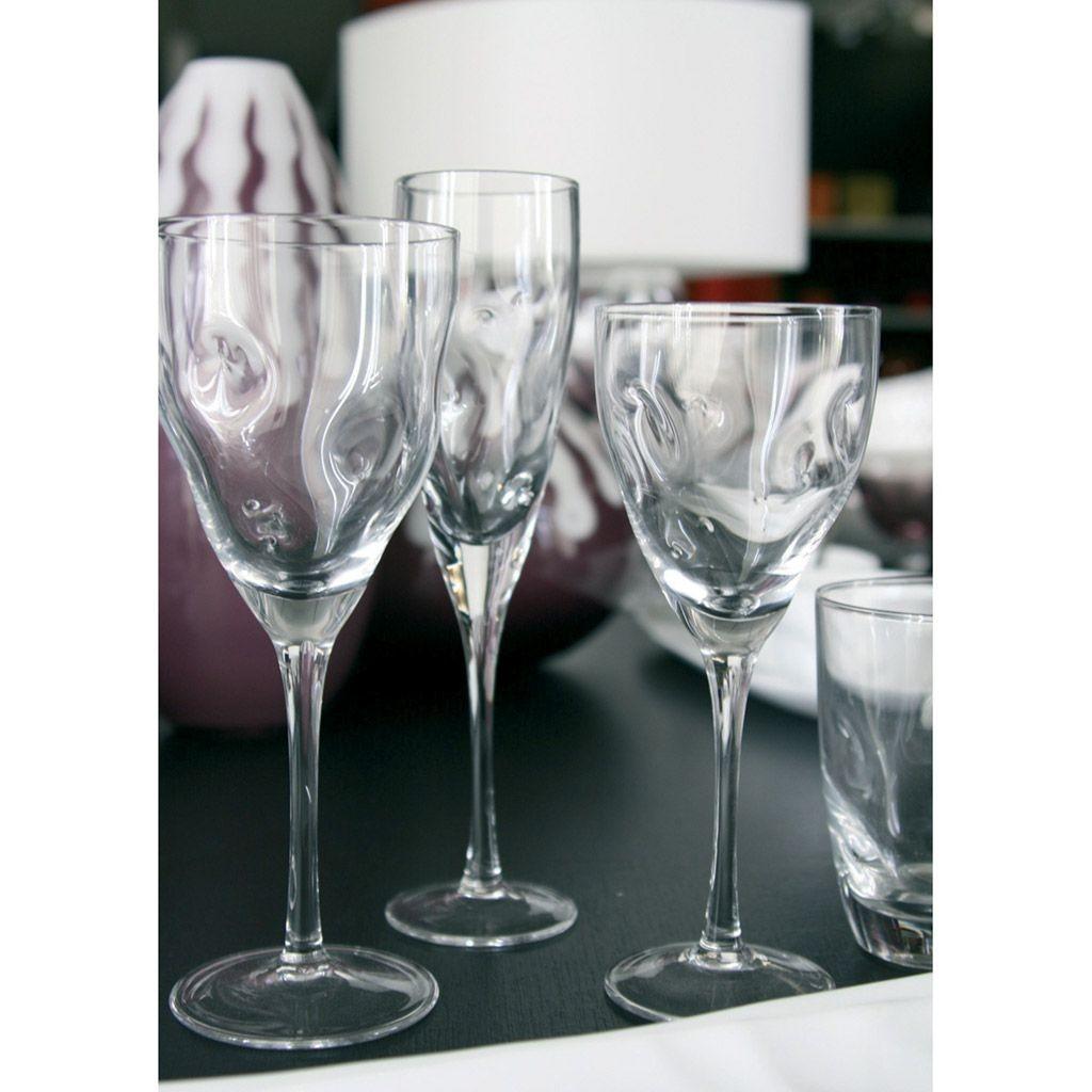 Zouc - Flute à champagne (par6)