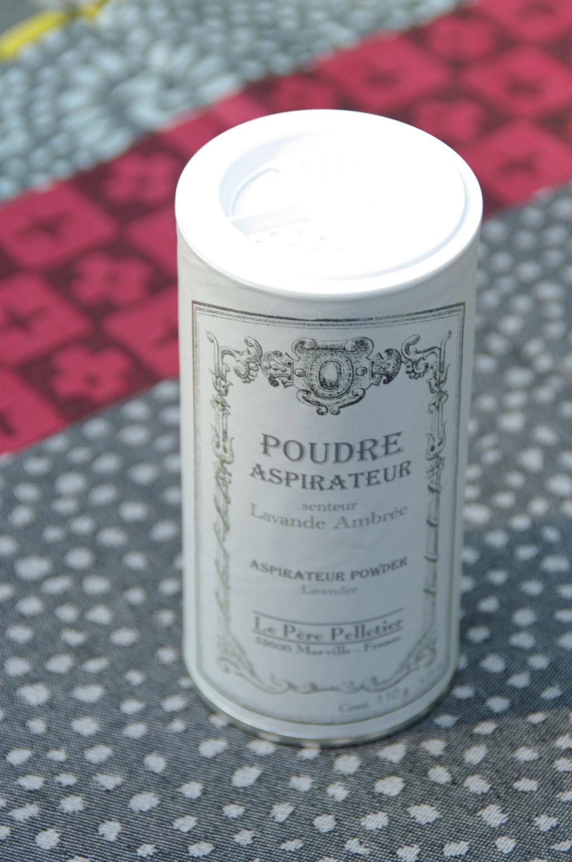 Autrefois - Poudre aspirateur vanille