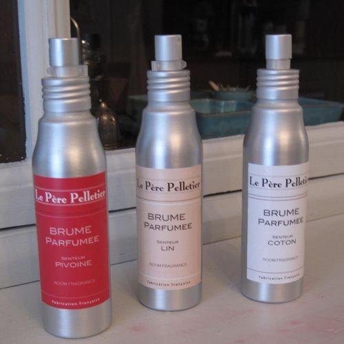 Tout Couleurs - Brume parfuméee 125ml parfum lin