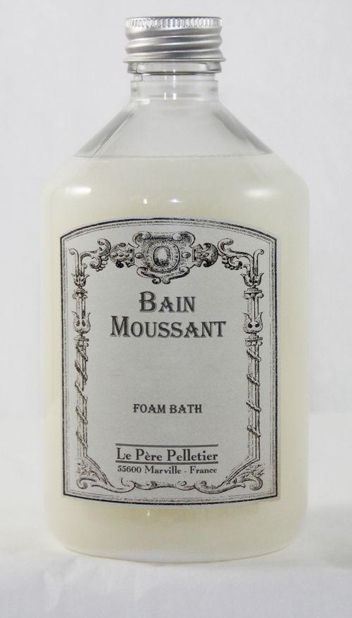 Classique - Bain moussant Poudre de riz 500ml