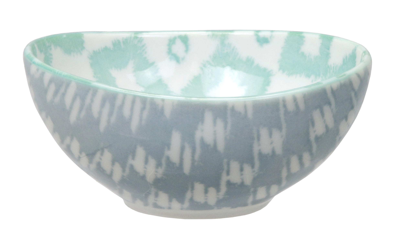 kasuri bol vert et gris 10 5x5 5m en porcelaine par2 cnb marques. Black Bedroom Furniture Sets. Home Design Ideas