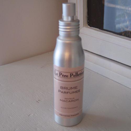Tout Couleurs -Brume parfumée  parfum macaron