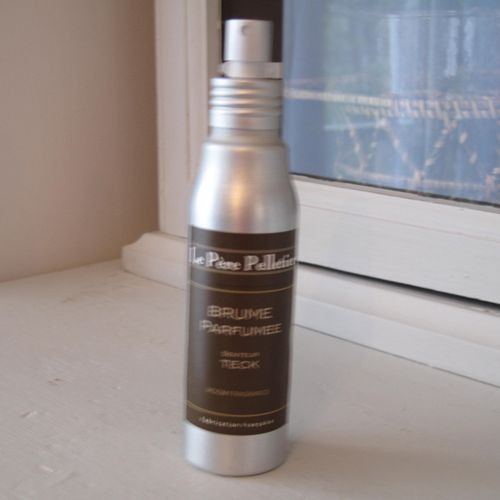 Tout Couleurs -Brume parfumée  parfum teck