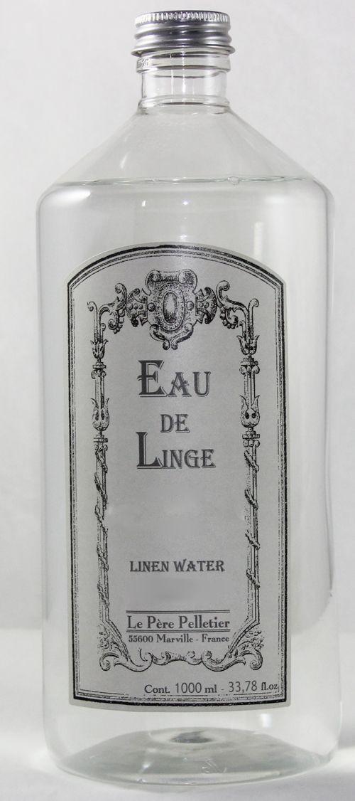 Classique -Recharge eau de linge Feuille de thé 1L
