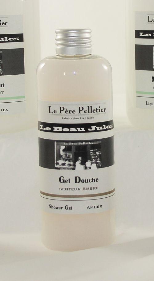Le Beau Jules - gel douche Ambre  200ml