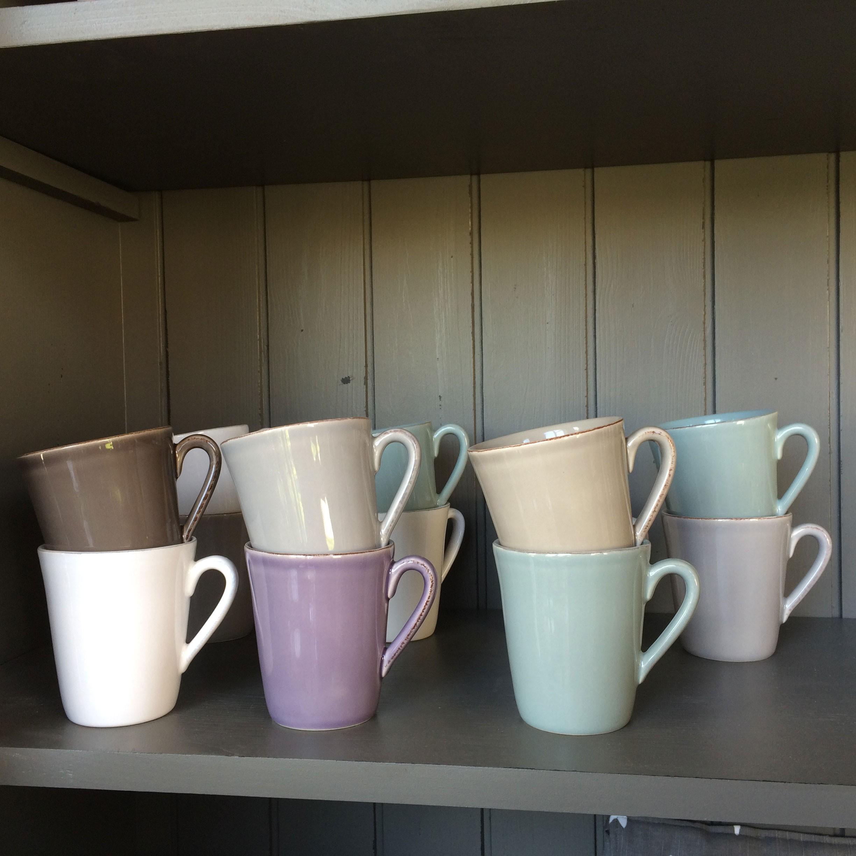 constance - Mug à café blanc 25cl (par2)