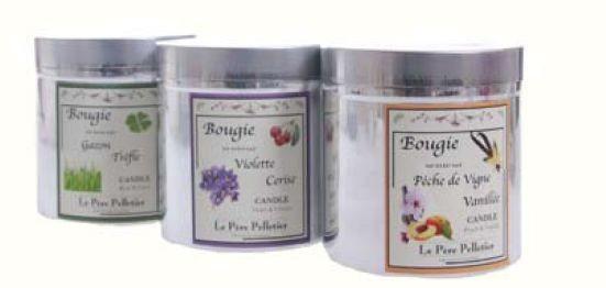 'Plaisirs d''été - Bougie  Magnolia'