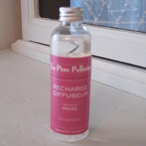 Tout Couleurs - Recharge diffuseur 100ml   parfum rose