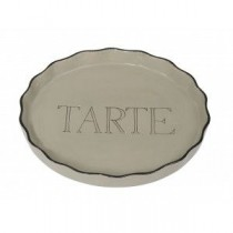 Tarte  -  Plat  à  tarte  mastic 30cm
