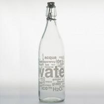 Acqua- bouteille limonade acqua blanche