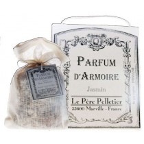 Classique -Pochon cailloux parfumés lavande ambrée