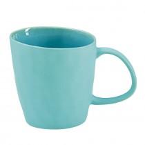 A  la  plage  -  mug  Turquoise  en  grès   (par6)