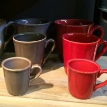 constance - Mug à café gris poivre 25cl (par2)