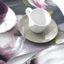 Caesar  -  Tasse à café blanches froissée (par6)