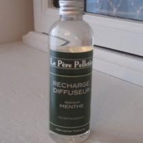 Tout Couleurs -Recharge diffuseur 100ml parfum menthe