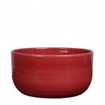 Mediterranée - Vide poche rouge  grand modele